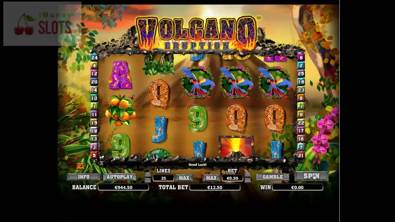 Spiele Eruption - Video Slots Online