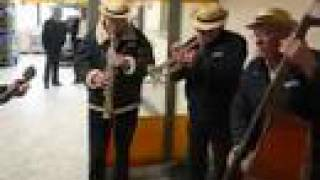 "Scandinavian Rhythm Boys - ""The Doormouse"""