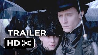 Crimson Peak Official Teaser Trailer #1 (2015) - Tom Hiddleston, Jessica Chastain Movie HD