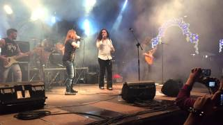 ira green feat giacomo voli rock and roll led zeppelin cover live eboli