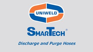 Discharge & Purge Fast-Flo® Hoses with SmarTech™