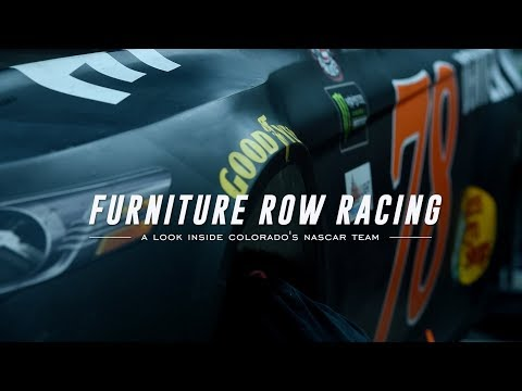 Furniture Row Racing A Look Inside Colorado S Nascar Team Youtube