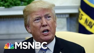 President Trump, Kim Jong-Un Meeting Ends Turbulent Week In The White House | MTP Daily | MSNBC