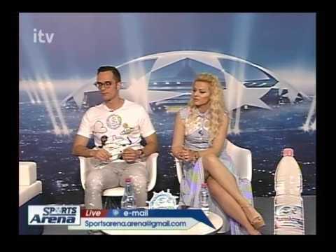 Sports Arena ITV 12.06.17_Πάικας