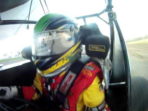Chad Goff incar cam @ LA Raceway