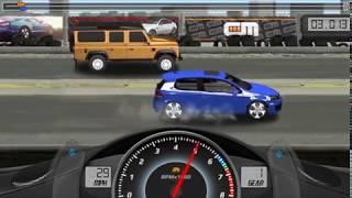 Drag Racing level 10 career Bugatti Veyron 16.4 SS tune setup V1.6