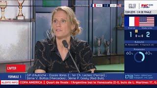 Equipe de France féminine - Lepailleur :