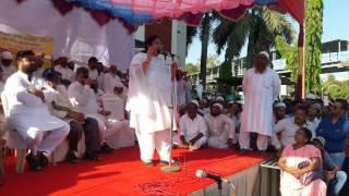 Adv Neha Suresh Dube's speech during kabristan morcha