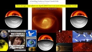 The Venus Vortex! The Climate on Venus is changing!