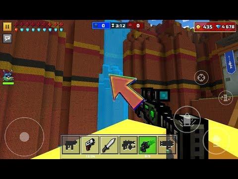 *NEW* TOP 10 Secret Locations I Pixel Gun 3D