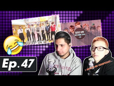 GUYS REACT TO BTS 'RUN BTS' EP. 47