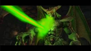 Mortal Kombat Unchained Intro Fight