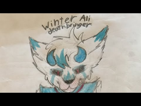 Winter The Darkling With Color