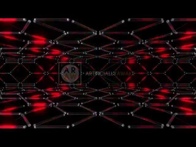 VJ NEON LATTICE MIX HD