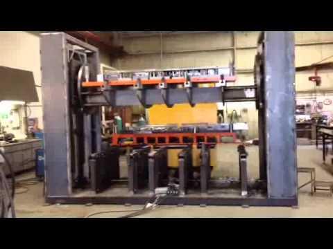 Titan Die Splitter 3120: 30,000 lb capacity - test phase