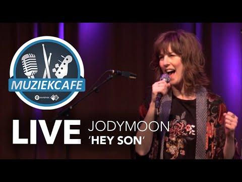 Jodymoon - 'Hey Son' live bij Muziekcafé Mp3