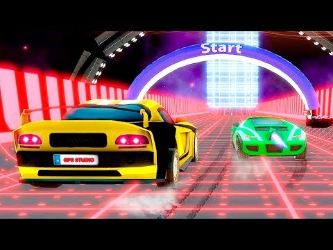 Car Racing Games - High Speed GT Stunts Racing - Gameplay Android free games
