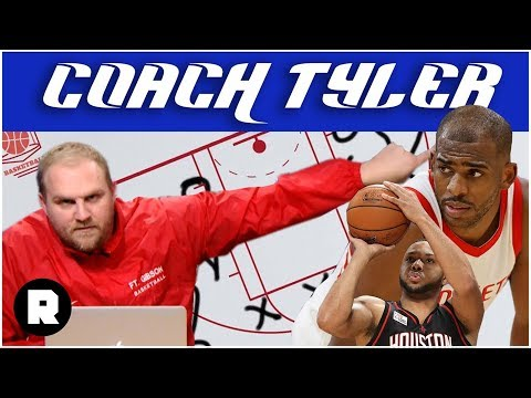 How Chris Paul and the Rockets DISMANTLED the Toronto Raptors | Coach Tyler | The Ringer