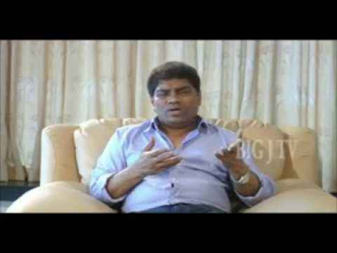 Johnny Lever's Testimony with BiG-J Media Network  Part 1