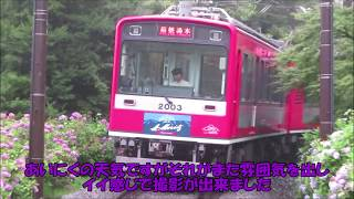 箱根登山鉄道に乗ってきた ファイナル