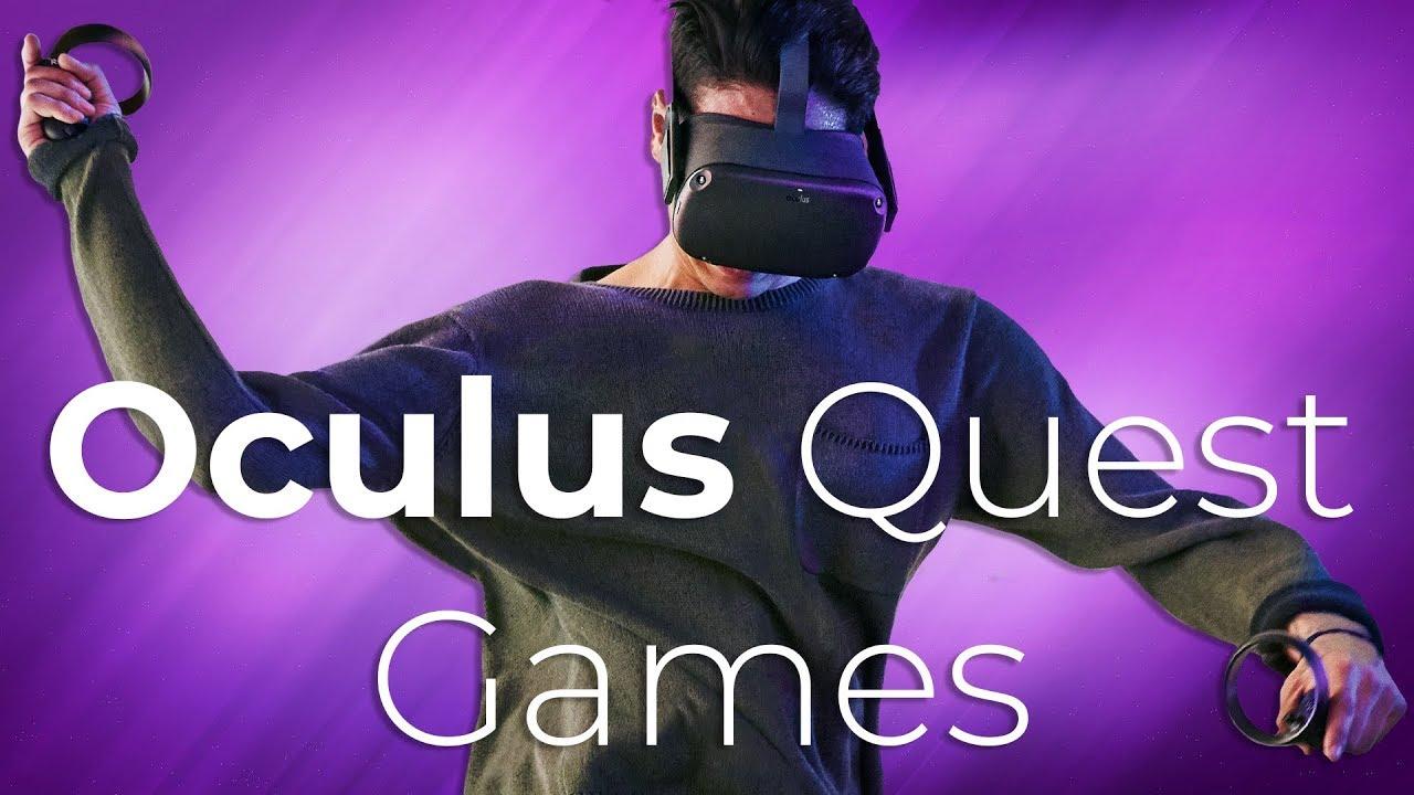 Oculus Quest Games Announced So Far Youtube