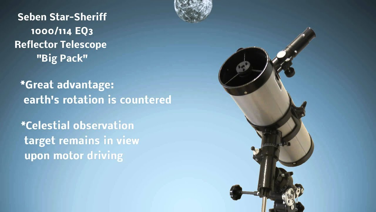Top best reflector telescopes for beginners reviews