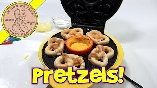 SuperPretzel Soft Pretzels Maker Set - Make Hot Pretzels