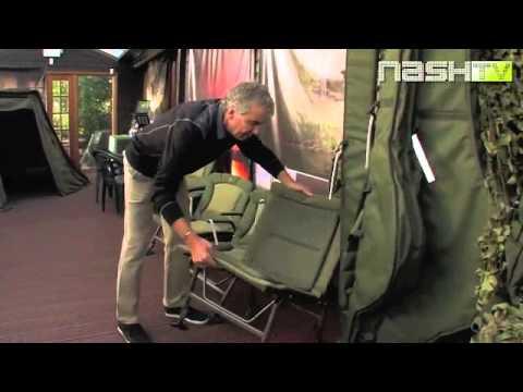 Nash Indulgence Nomad Ultra Lite Chair Bristol Angling Centre