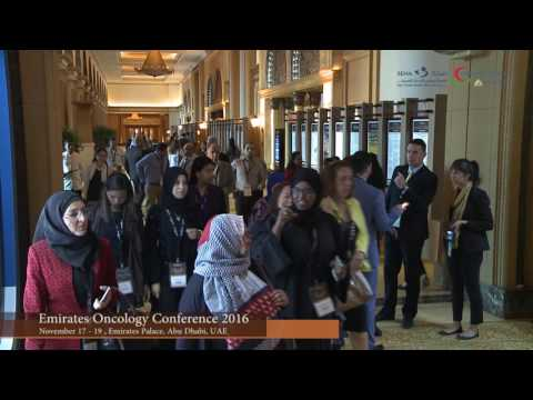 مؤتمر الإمارات للأورام  Emirates Oncology Conference  2016