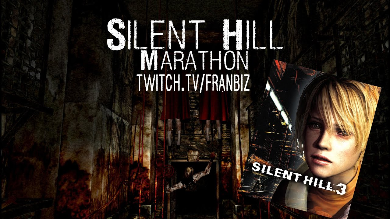 Silent Hill 3 Stream