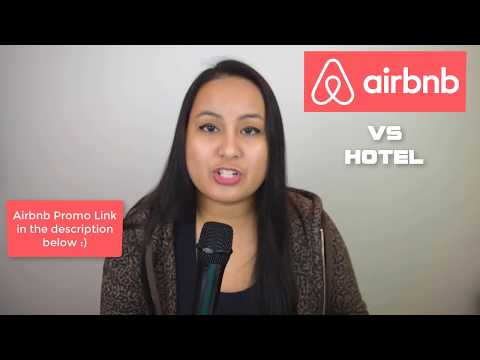 Airbnb vs Staying at a Hotel - Honest Airbnb Review From Guest Plus Tips