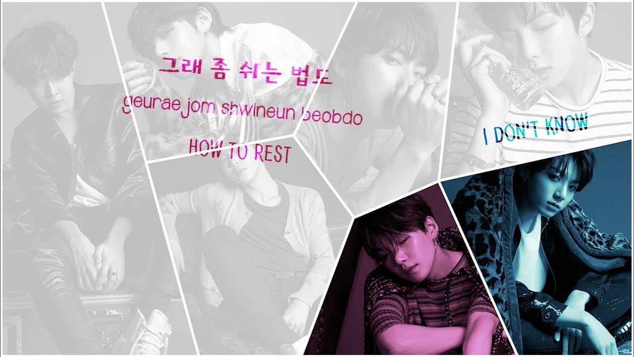 BTS (방탄소년단) – Airplane Pt. 2 [Color Coded Han
