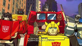 TRANSFORMERS: Devastation(The Core) wheeljack and grimlock