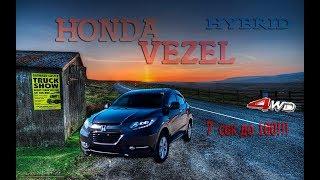Обзор Honda Vezel 4WD Hybrid 2014г без пробега по РФ