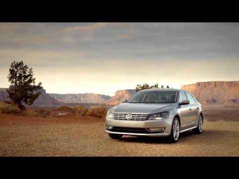 ► All New VW PASSAT 2012