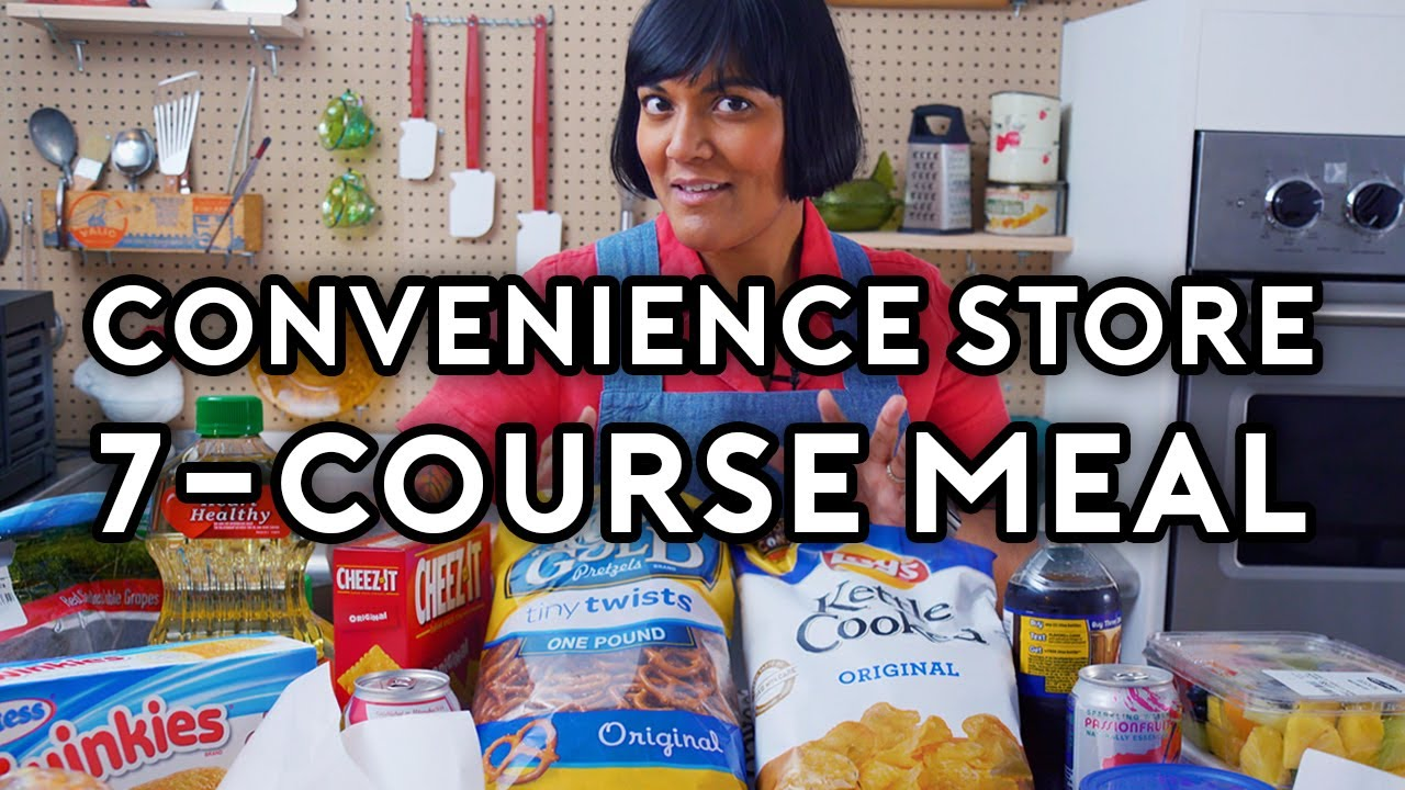 7-Course Convenience Store Tasting Menu | Stump Sohla