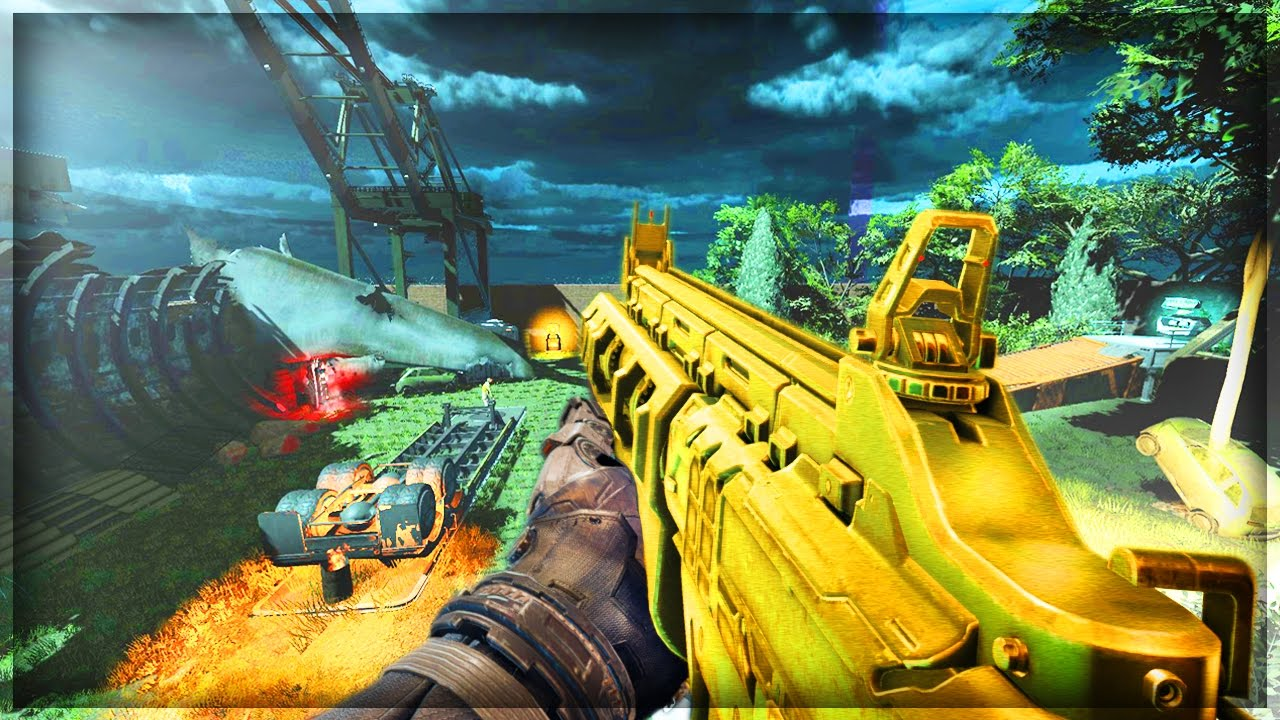Carte Black Ops 3.On A Glitche La Carte Black Ops 3 Custom Map Zombie 2