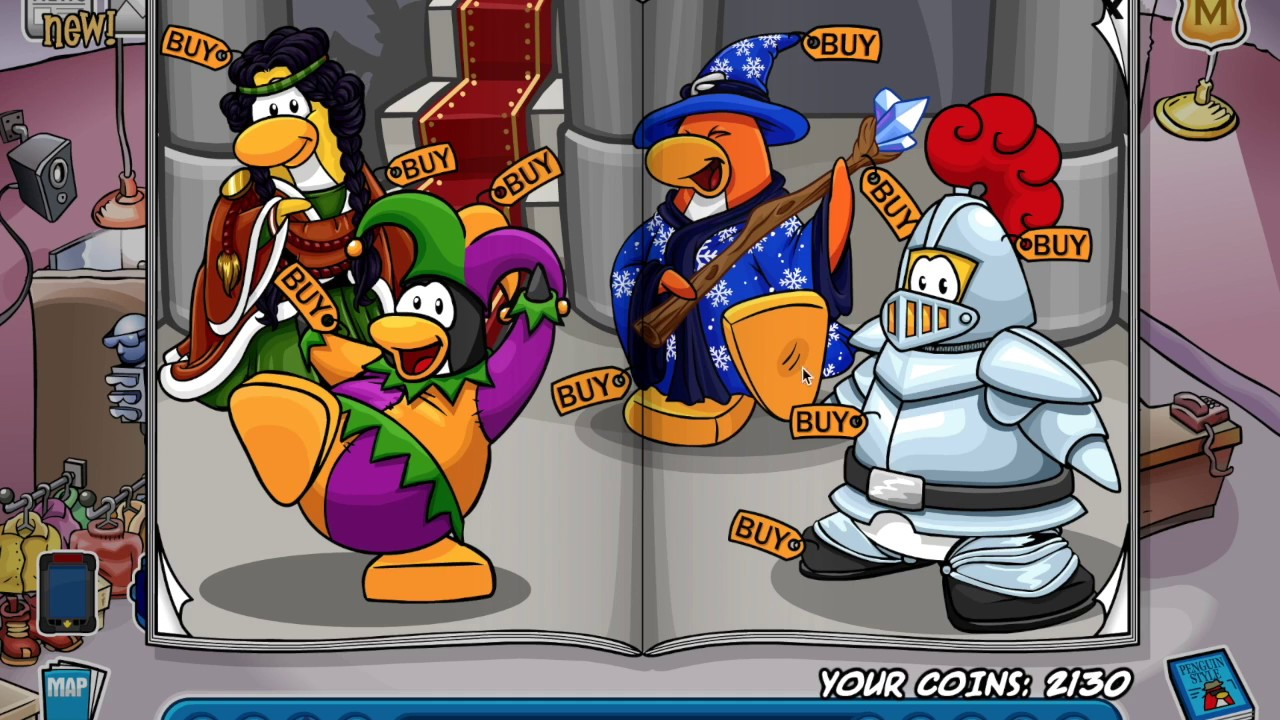 club penguin rewritten codes may 2017