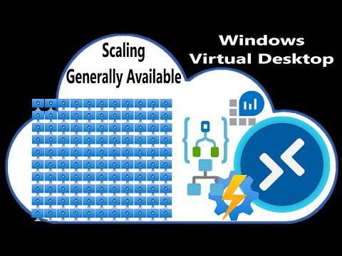 WVD Scaling Tool | Windows Virtual Desktop # 06