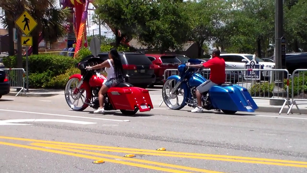 Black Bike Week 2018 Myrtle Beach 5