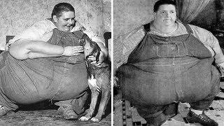Люди весом более полутонны! Как такое вообще возможно?