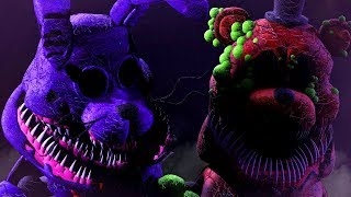 THE SPOOKIEST FIVE NIGHTS AT FREDDY'S ANIMATIONS OF ALL TIME