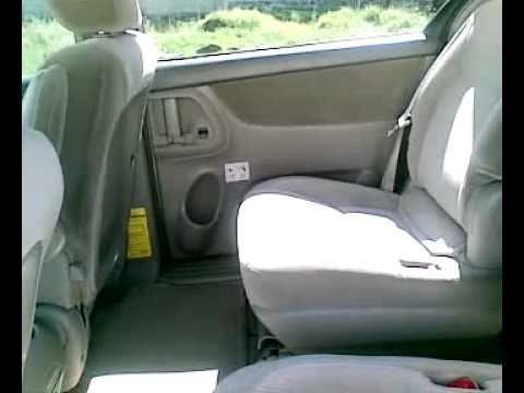 Toyota Sienna Hidalgo Youtube