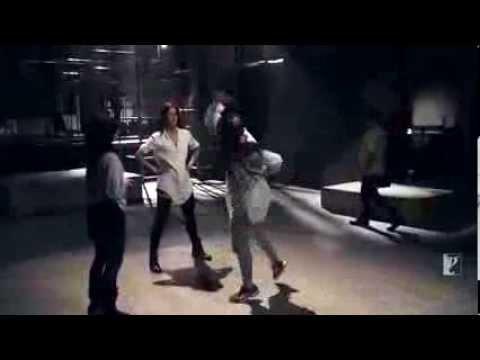 Kamli Making Of Kamli Dance, Katrina Kaif Steps Of Kamli Song DHOOM 3