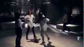 Kamli Making Of Kamli Dance, Katrina Kaif steps of Kamli Song DHOOM 3