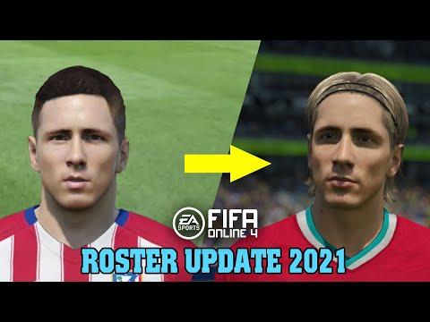 ROSTER UPDATE FO4 💡 CẬP NHẬT KHUÔN MẶT CẦU THỦ FIFA ONLINE 4 💡 HD