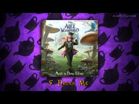 Alice in Wonderland Soundtrack // 05. Drink Me