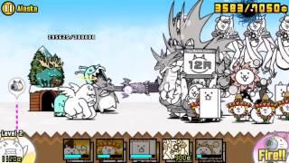 [The Battle Cats] Into the Future 2, Alaska win