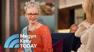 Sarah Pennington: Teen Who Overcame Anxiety To Become A Beauty Pageant Winner | Megyn Kelly TODAY