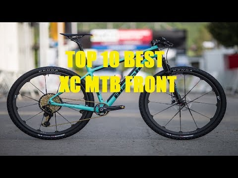 TOP 10 BEST XC MOUNTAIN BIKE FRONT SUSPENSION 2018